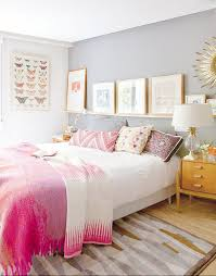 Use A Shelf Above Bed To Create Focal Point
