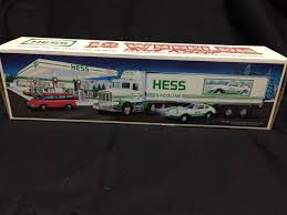 10 Hess Trucks 1991-1999 + 1989   #1760492773 1999 Hess Truck With Space Shuttle Donated By Wpbs Supporter Buy It 6 Case Fresh And With Sallite Hess Toy Truck Review Mogo Youtube Trucks For Sale Colctibles Paper Shop Free Classifieds 3 Trucks Nib Minia Firetruck 2004 2014 Combo 1 The Anniversary Collection Jackies Store Toyvehicle Hash Tags Deskgram Amazoncom 1996 Emergency Ladder Fire Toys 5 H X 15 W 35 L Wildwood Antique Malls Colctible Space Shuttle Sallite Toy And New Mint Ebay