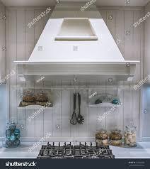 classical cuisine design classical cuisine light beige tones stock photo 752466946