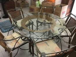 Antique Dining Table & Chair Set, Furniture, Tables & Chairs ...