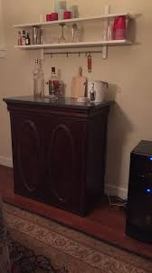 DIY/up Cycle - Tv Armoire Turned Into A Bar! - Album On Imgur Coffee Bar Ideas 30 Inspiring Home Bar Armoire Remarkable Cabinet Tops Great Firenze Wine And Spirits With 32 Bottle Touchscreen Best 25 Ideas On Pinterest Liquor Cabinet To Barmoire Armoires Sarah Tucker Vintage By Sunny Designs Wolf Gardiner Fniture Armoire Baroque Blanche Size 1280x960 Into Formidable Corner Puter Desk Ikea Full Image For Service Bars Enthusiast Kitchen Table With Storage Hardwood Laminnate Top Wall