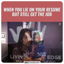 When You Lie On Your Resume But Still Get The Job | Facebook Should You Fess Up To Your Boss Or Hr If Lied On The Top 5 Reasons You Cant Lie On Your Resume Talentegg Catching Lies In The Hiring Process What Happens When Palmer Group Dont Lie Cv Untrue Credentials Can Land A Can Get Away With Lying Ulearning Inglish Resume 3 Ways Proceed When Lied Wikihow Steve Blank