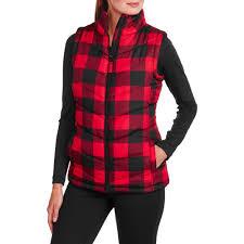 women u0027s puffer vest walmart com