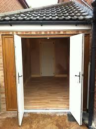 100 Double Garage Conversion Composite Doors 3 BSM Joinery