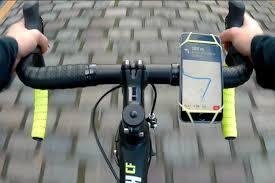 CYCLYK Universal Smartphone Bike Mount  Gad Flow