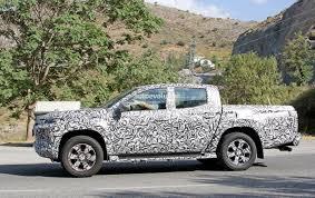 100 Mitsubishi Pickup Truck Teases New Triton L200 PickUp Autoevolution