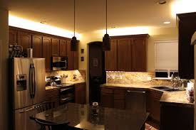 attractive led kitchen cabinet lighting home