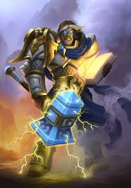 Paladin Hearthstone Deck Lich King by Uther The Lightbringer Wowwiki Fandom Powered By Wikia