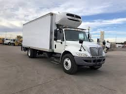 100 Reefer Truck For Sale 2012 International 4300 SBA Single Axle Refrigerated