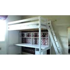 lit mezzanine bureau blanc lit mezzanine bois 1 place lit mezzanine noir 1 place pack modulo iv
