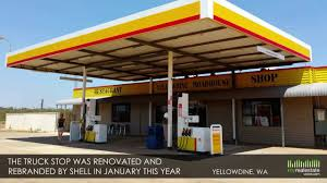 Renovated Rebranded Shell Truck Stop Business For Sale - Yellowdine ... Pilot Flying J Travel Centers Road Randoms 12 Rays Truck Photos Gateway Stop Youtube Tmc Transportation Des Moines Ia Roughly 72 Percent Of San Antonio Gas Stations Out Fuel As Panic I 80 Chrome Shop Travelcenters America Ta Stock Price Financials And News Spent 21 Hours At A Vice Tx Best 2018 Trucker Rudi Lets Look 3 Big Truck Stops In Laredo Texas 0301 Gemini Motor Transportloves Stops 365 Days Tacos Cocula Jalisco Mexican Restaurant