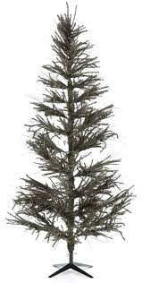 Pre Lit Pencil Christmas Trees by Best 25 Slim Artificial Christmas Trees Ideas On Pinterest