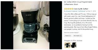 Mr Coffee Maker 5 Cup 4 Review