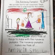 The Runaway Pumpkin Pdf by 8 Key Comprehension Strategies Freebie