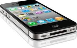 Apple iPhone 4S 32GB No Contract for AT&T Black MC919LL A