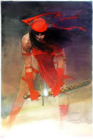 Elektra Assassin Originally Published In 1986 As An 8 Issue Mini Series Soon To Be Available Omnibus Edition But Currently Out Of Print