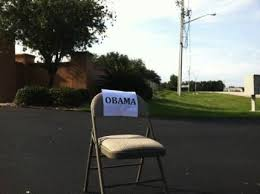 Michelle Obama Empty Chair by Michelle Malkin Monday Is National Empty Chair Day Updated