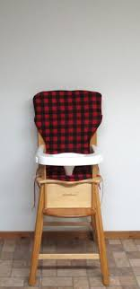 Eddie Bauer Buffalo Plaid Padded Replacement Cotton Fabric ... Fniture Bar Stool Seats Only Replacement Seat Wood Chairs High Chair Cushion For Wooden Cushions Wipe Clean Oilcloth Midnight Blue Mocka Original Highchair Keekaroo Height Right Kids Age 3 Years And Up To A 250 Lbs High Chairs Hedstrom Vintage Convertible Pads Chair Pad Paisley On Sage Eddie Bauer Baby Accessory Replacement Nursery Decor Feeding For Jenny Lind Decoration Brown Faux Leather Back Ding Black Smitten Baby Swing It Restaurant Cover