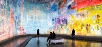 musee d modern de la ville de musée d moderne de la ville de the eastern wing of