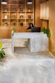 Flooring Materials For Office by An Electropop Ballet Eco Friendly Office Interiors Made In Earth