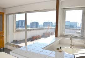 100 Penthouse Duplex UNIQUE PENTHOUSE DUPLEX APPARTMENT TO RENT PARIS COURBEVOIE
