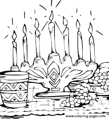 December Holiday Coloring Pages Print Download