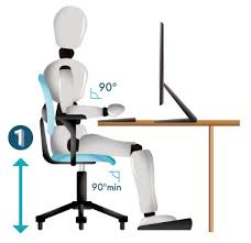 Extended Height Office Chair by How To Adjust Your Office Chair 6 Easy Steps Comfy Office