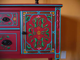 Fresh Decoration Mexican Painted Furniture Super Cool On Behance Galisteo House Pinterest Paint