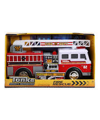 Funrise Tonka Mighty Motorized Fire Truck Toy | Zulily Tonka Mighty Motorized Fire Engine Vehicle Toys For Kids Set To Yellow Tough Cab Engine Pumper Truck Titans Youtube Funrise Classics Steel Buy Online At The Nile Fleet Goliath Games Uk Rubbish Site Toy Trucks For Kids Cherry Picker Online Universe Toughest Minis Ape Nz Zulily Amazoncom With Lights And Hyper Garbage