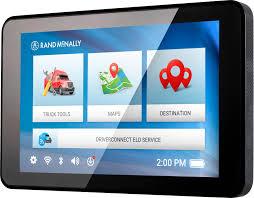 100 Rand Mcnally Truck Gps Best Buy McNally TND 740 7 GPS Black TND740