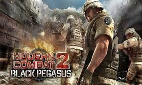 modern combat 2 black pegasus hd for android apk free