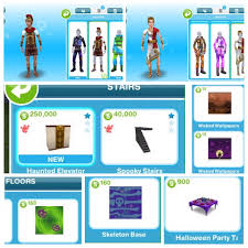 Sims Freeplay Second Floor Stairs by The Sims Freeplay Hobbies Ghost Hunting The Who Games