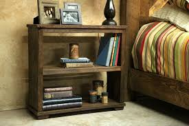 Rural Root Piccolo Weathered Wood Bookshelf By Green Country