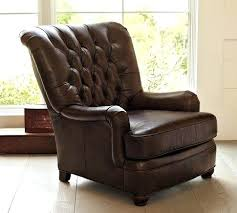 Pottery Barn Leather Chair Best Pottery Barn Recliner Ideas