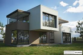 100 Modern Hiuse Four Bedroom House Design ID 24502 House Plans
