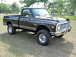 Image Of 1972 Chevy Truck 4x4 For Sale 1972 Chevrolet C20 Pickup 4x4 ...