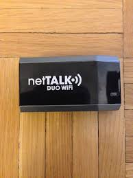 Review: NetTALK DUO WiFi [NOT RECOMMENDED] | The IT Nerd Free Home Phone Service Local And Long Distance Calls Nettalk Duo Wifi Review Amazoncom Minijack Universal Voip Cell Antenna Best Buy Nettalk Duo Howto Router English Youtube Replacing Traditional Telephone Service Zdnet 857392003016 Ii Device Ebay How To Connect The A Router Ditched Att Telephone Landline Got Voip By Voipo Nettalk Adapter Voip Why Use Phone A Voipo Review