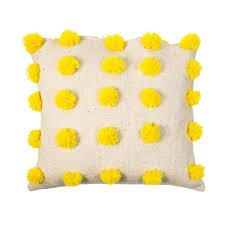 Pom Pom Pillow – HOP & DOX