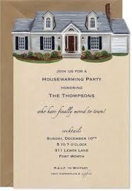 Cute House Warming Invitation
