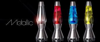 Mathmos Astro Lava lamp Metallics