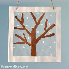 Easy Winter Kids Crafts