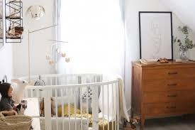 chambre bébé retro chambre d enfant la déco rétro et nature de jude