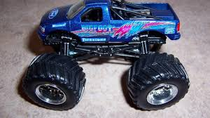Monster Jam Custom Monster Truck 1 64 Bigfoot Different Types Must ...