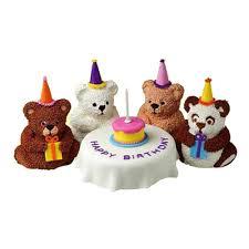 Wilton Decorator Preferred Fondant Uk by Bear U0027s Birthday Mini Cakes Wilton
