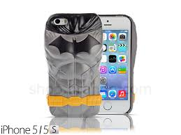 5 5s SE The New 52 DC ics Characters 3D Protective Case