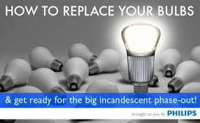 how to switch your light bulbs and get ready for the