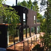 la maison en bois à la portée de tous côté maison