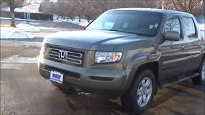 100 Honda Truck For Sale Used 2007 Ridgeline RTS 4WD For Sale At Cars Of Bellevue