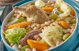 sud ouest cuisine au confit de canard soupe traditionnelle du sud ouest
