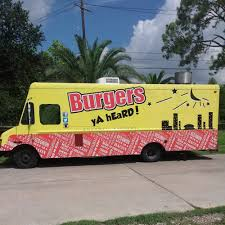 Burgers Ya Heard - New Orleans Food Trucks - Roaming Hunger Dat Cajun Guy New Orleans Food Truck In Haleiwa Hawaii Manchu Gondola Creative Cuisine Catering At The Truck Fridays Services San Diego La Cocinita Nola Home Louisiana Menu Five Trucks To Chase Now Eater Denver Fort Wayne Food Overview Wane Express Ford Wrap Car City 50 Owners Speak Out What I Wish Id Known Before Of Best Us Mental Floss
